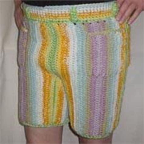 pattern crochet mens shorts beth crochet what not to crochet