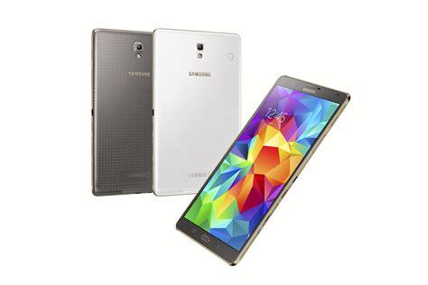 Samsung Tab 4 8 Inch samsung announces galaxy tab s series samsung updates