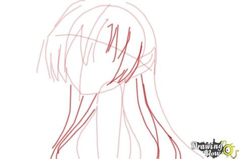 anime japanese drawing how to draw japanese anime drawingnow