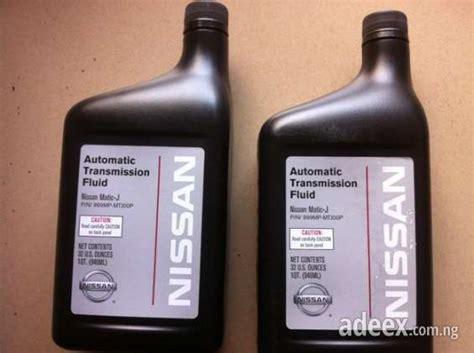 mannol nissan matic fluid c texaco n402 jaso m315 type 1a
