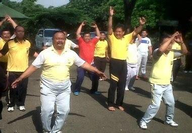 Timbangan Berat Badan Di Pekanbaru 270 polisi berperut buncit di pekanbaru dipaksa turunkan berat badan