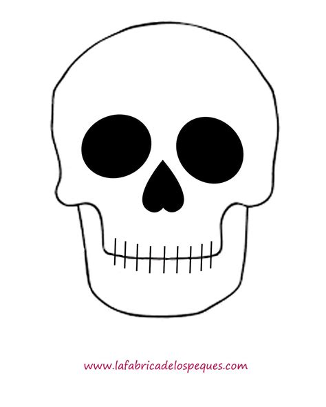 imagenes de calaveras infantiles imprimibles gratis para halloween calaveras calabazas y