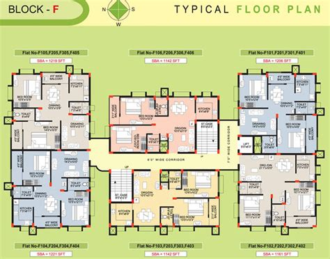 dua residency floor plan 1320 sq ft 3 bhk 2t apartment for sale in panda infratech
