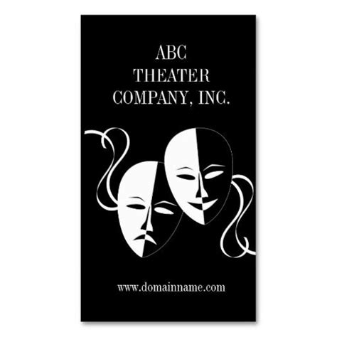 business card templates for actors 296 best actor business cards images on