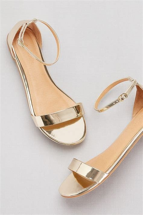 Gold Bridal Sandals by Best 25 Gold Sandals Ideas On Fancy Sandals