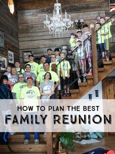 layout design for family reunion how to plan a family reunion family reunions