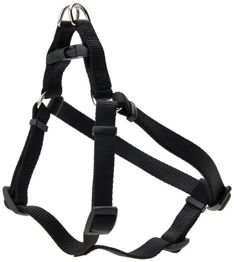 comfort harness tuff collar tuff collar adjustable comfort harness black harnesses standard