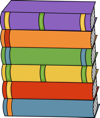 books pictures free stack of books cliparts co