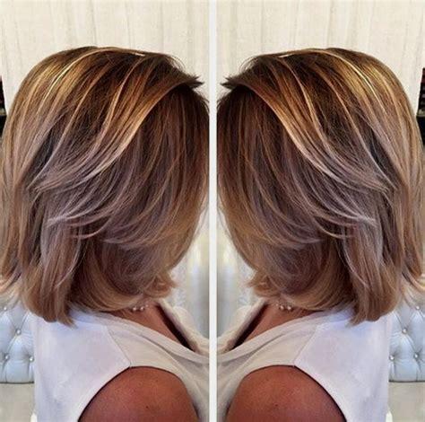 dishwater blonde hair 40 on trend balayage short hair looks dishwater blonde