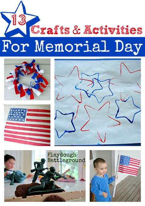 memorial day crafts 13 patriotic crafts for no time for flash cards