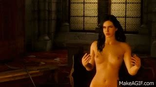 The Witcher Yennefer Sex Scene At Kaer Morhen On Make A