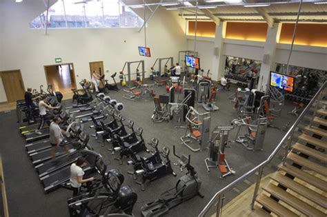 Home Design Education commercial fitness facility design installation showcase