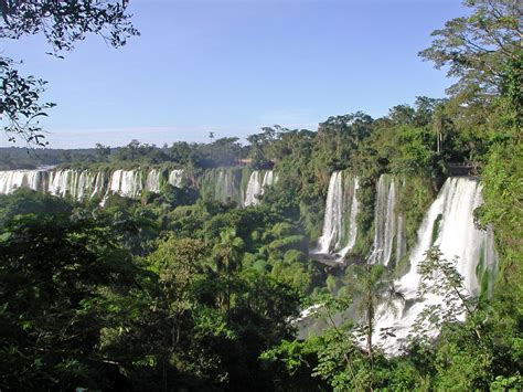 the 100 most beautiful places in the world the iguazu