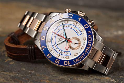 Rolex Yacht Master Ii the rolex yacht master ii 116681 bob s watches