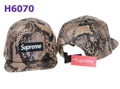 where can i buy supreme hats wholesale supreme snakeskin and leopard new arrival