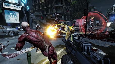 the zeds have arrived on xbox one in killing floor 2