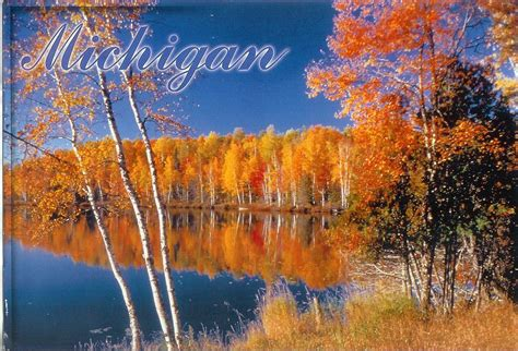 of michigan colors usa michigan fall color remembering letters and