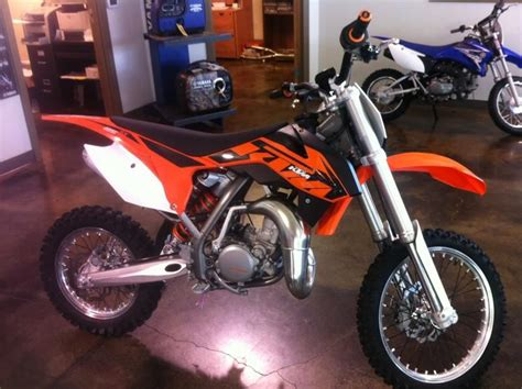 best 85cc motocross bike image gallery 2013 ktm 85