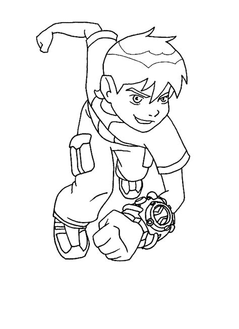 Ben 10 Coloring Pages Free Printable Coloring Pages Ben Ten Coloring Pages