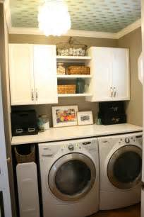 superior Decorating Ideas For Dining Rooms #6: small-laundry-room-ideas.jpg