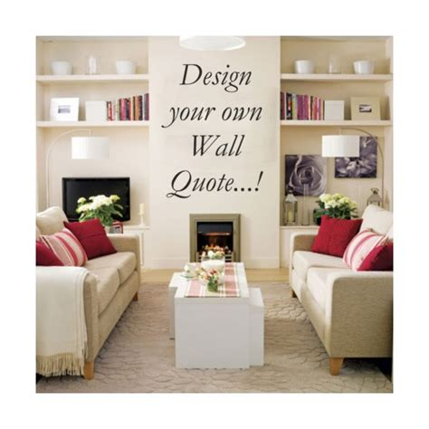 print your own wall stickers design your own wall sticker up to 10 words