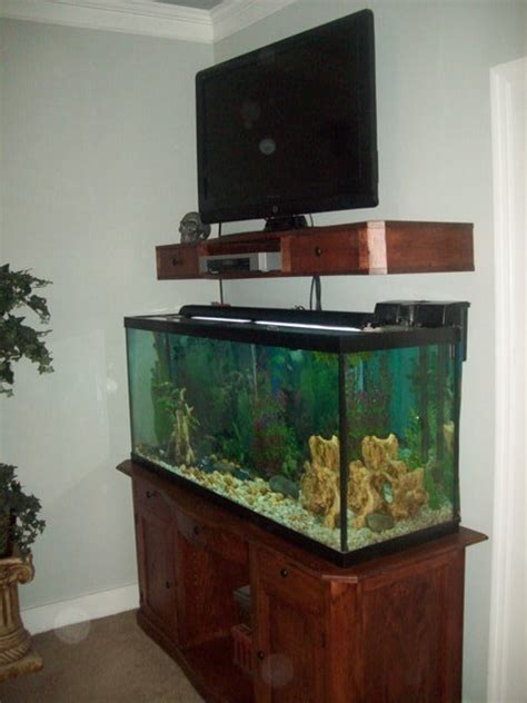 bookshelf fish tank 28 images tv shelf and fish tank