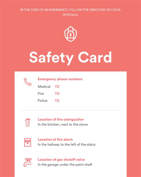 airbnb house safety card template european 112 day putting safety the airbnb