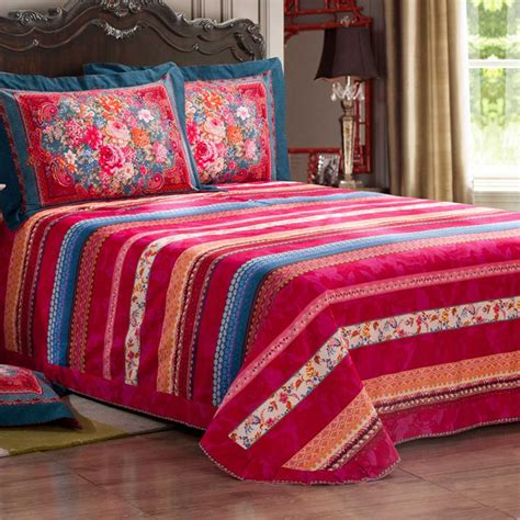 floral bed sets brushed fabric floral bed set ebeddingsets