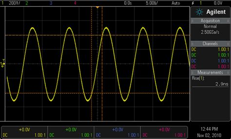 inductance measurement oscilloscope measure inductance without oscilloscope 28 images easily measuring inductance with arduino