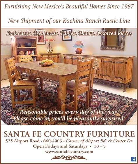 country furniture santa fe country furniture home