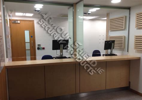 reception desk security screens reception desk screen mayline napoli 87 quot reception