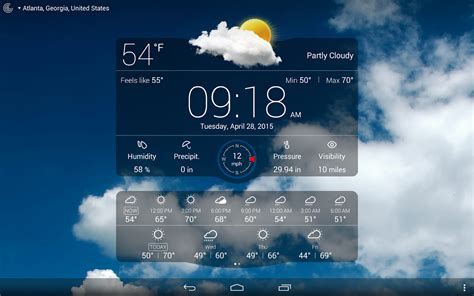 weather live apk weather live 4 8 apk android weather apps