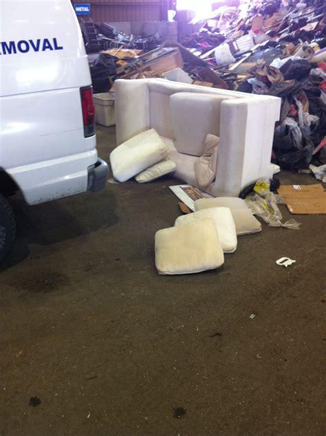 mattress box sofa furniture removal call