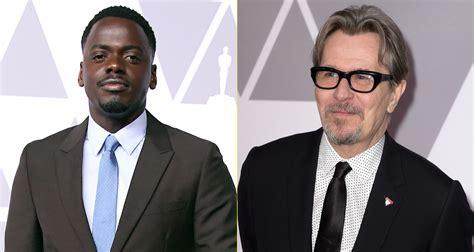 React To Oscar At Luncheon by Daniel Kaluuya Gary Oldman Celebrate Oscar Nods At