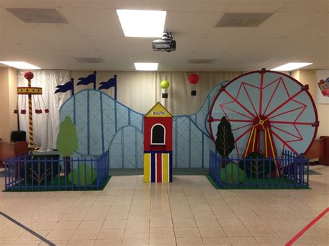 carnival themes for church 17 best images about school carnival decorations on