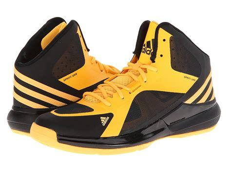 gold adidas basketball shoes adidas strike black solar gold s basketball