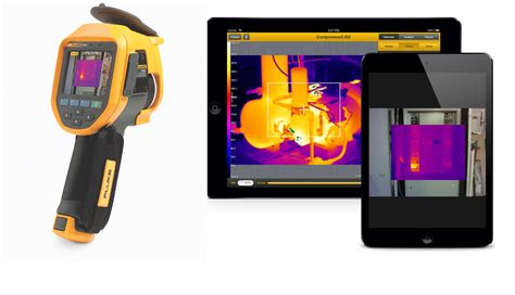 thermal imaging app fluke offers thermal imaging cameras with a free apple