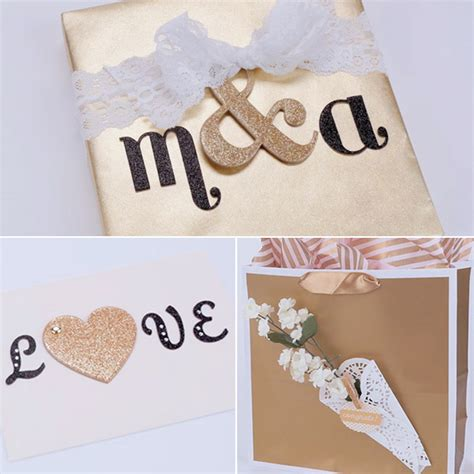 Wedding Gift Wrapping Ideas by Giftology How To Wrap A Wedding Gift Hallmark