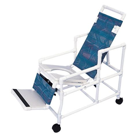 reclining tub chair healthline fully reclining tilt shower chair shower chairs