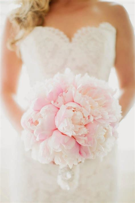 pink peonies wedding bridal bouquets 1 a collection of weddings ideas to try