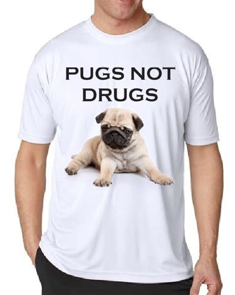 pugs no drugs pugs not drugs archives wholesale sublimation