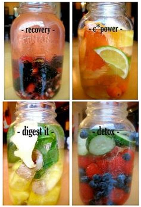 Healthy Detox Water Drinks by 1000 Images About Detoxifying Drinks On Detox
