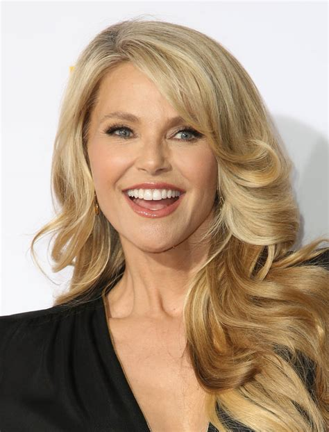 christie brinkley cele bitchy christie brinkley 60 covers people she