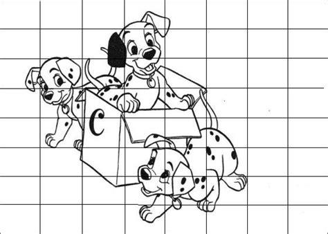 imagenes para dibujar en cuadricula dibujos en cuadricula de animales para dibujar imagui