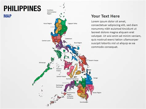 powerpoint themes philippines philippines map powerpoint map slides philippines map