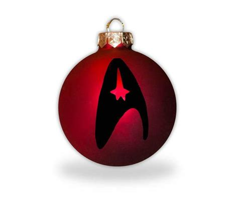 32 best christmas ornaments star trek images on pinterest
