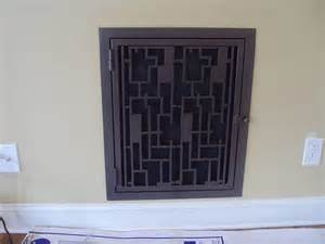 decorative vent covers cold air return vent covers