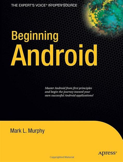 five of the best android development books eurodroid
