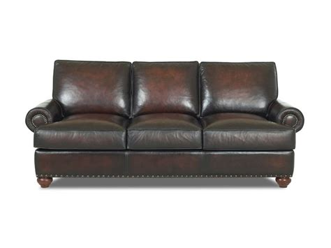 klaussner leather sofa 17 best images about klaussner leather on