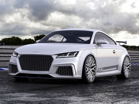 audi tt roadster   competition review  cost